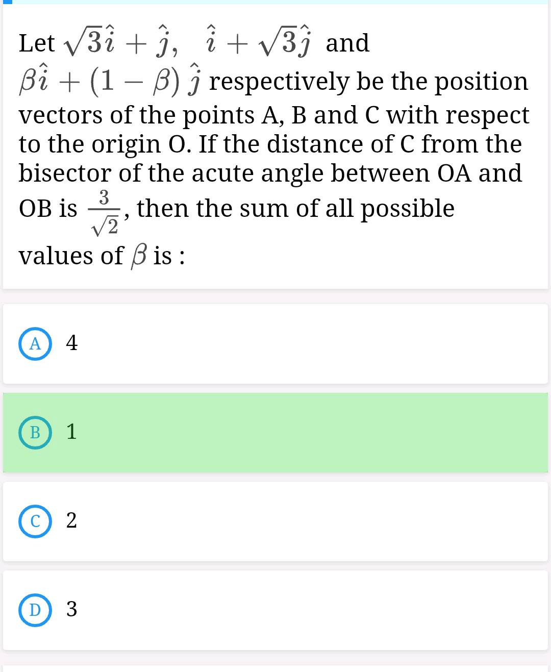 Abcd Is A Quadrilateral E Is The Point Of Intersection Of The Line Joining The Midpoints Of The Opposite Sides If O Is Any Point And O A O B O C