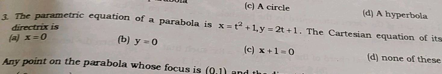 If The Tangent To The Parabola Y 2 4ax Meets The Axis In T And Tangent At The Vertex A In Y And The Recatngle Tayg Is Completed Then The Locus Of And a more complex parabola controller that you can put on an object. if the tangent to the parabola y 2